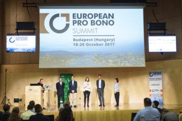 European Pro Bono Summit Budapest Hungary