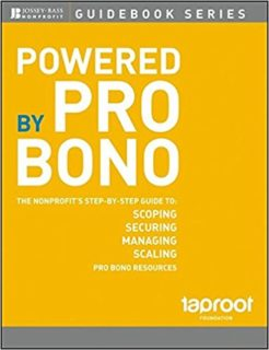 Powered By Pro Bono Taproot Foundation
